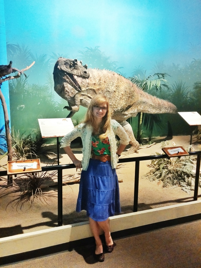 the Creation Museum 9-1-14
