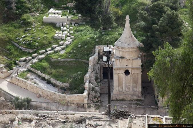 absalom's shrine